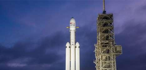 Falcon Heavy: por que o lançamento do foguete mais potente do mundo pela Space X é importante