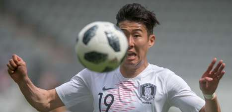 Coreia do Sul decepciona e fica no empate com a Bolívia