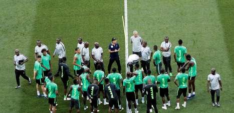 Nigéria e Islândia será duelo entre juventude eexperiência