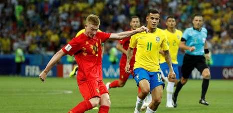 'Eles não sabiam o que fazer', diz De Bruyne sobre Brasil