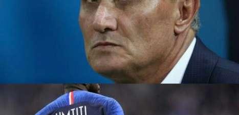 'UmTite' eliminado, Umtiti na final: veja os memes da França