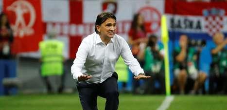 Técnico croata diz: 'Não tememos ninguém; estamos na final'