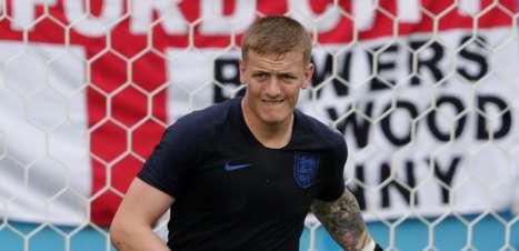 Bélgica x Inglaterra: veja as imagens da disputa do 3º lugar