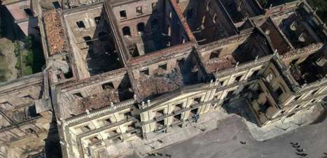 Museu Nacional requisita peças e aguarda ajuda internacional
