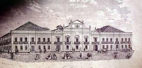 Em 1844, diretor do Museu Nacional já se queixava de condições precárias e falta de recursos