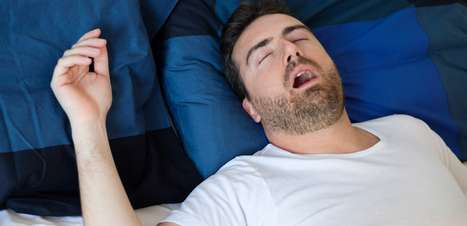 Como a apneia do sono pode prejudicar sua saúde bucal