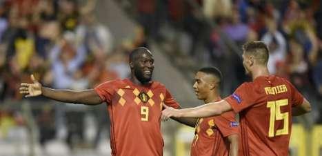 Lukaku faz dois e Bélgica bate a Suíça pela Liga das Nações