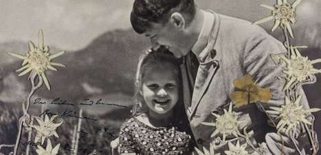 Adolf Hitler: a surpreendente história da amizade entre o líder nazista e a menina de origem judia Rosa Bernile Niernau