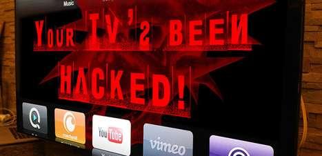 Seu cartão de crédito pode ser roubado através de sua SmarTV