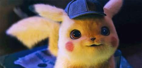 Filme do Detetive Pikachu ganha produtos oficiais de Pokémon