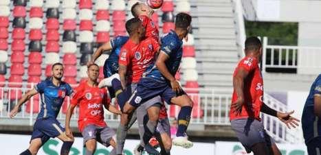 Com gol no início, Marcílio Dias bate Joinville e entra no G4 do Catarinense