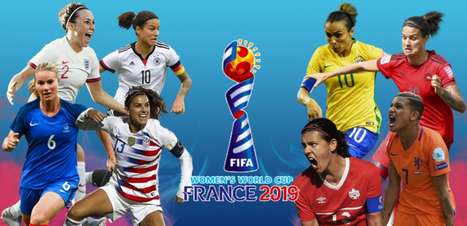 Tudo sobre a Copa do Mundo Feminina, que começa nesta sexta