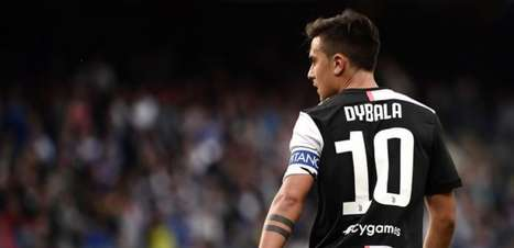 Juventus e United estão perto de trocar Dybala por Lukaku