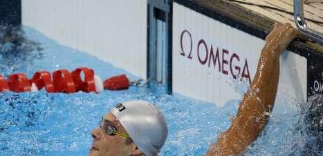 Brasileiros ficam com a prata no revezamento 4x100 misto