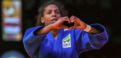 Rafaela Silva conquista primeiro ouro em Pan-Americanos
