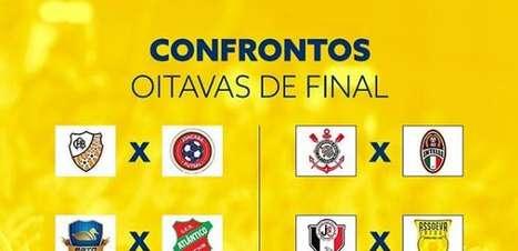 Veja os confrontos das oitavas de final da Liga Nacional de Futsal