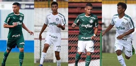 Palmeiras é o clube com mais representantes na Copa do Mundo sub-17