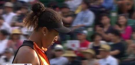 WTA Osaka: Osaka vence Mertens (6-4, 6-1)