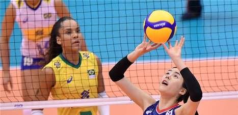 Brasil perde para Coreia do Sul e fica sem chances de medalha na Copa do Mundo