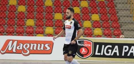 Magnus recebe o Copagril em busca de vaga nas quartas de final da Liga Futsal