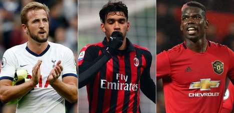Milan, United e os gigantes que começaram mal a temporada