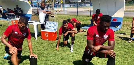 Vitória visita Criciúma querendo espantar zona de rebaixamento na Série B