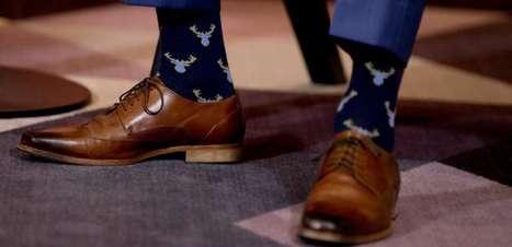 O estilo de Justin Trudeau, líder do Canadá que chama atenção pelas meias