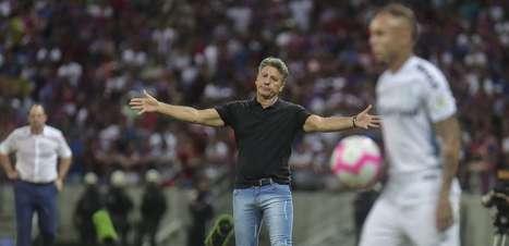 Nem com Rogério Ceni Fla fez tão feio: 4 a 0 no Maracanã