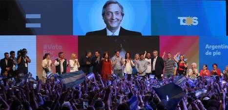 O que levou petistas a irem em peso comemorar vitória de Alberto Fernández na Argentina