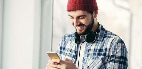 Homens passam até 1h por dia procurando parceiras em aplicativos, segundo estudo
