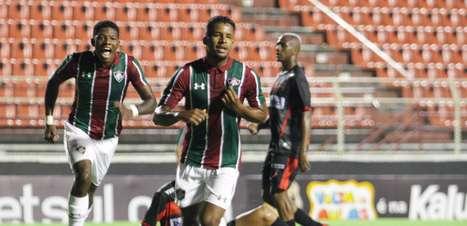 Na estreia da Copinha, Fluminense goleia o Socorro-SE