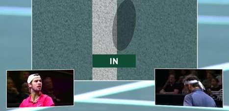 VIRAL: ATP Roterdã: Fognini em chamas outra vez: Italiano discute com o árbitro até no último ponto da partida