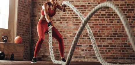 8 exercícios cardio de baixo impacto (e que queimam muitas calorias)
