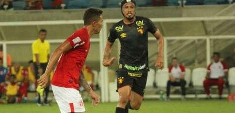 Sport marca nos acréscimos e empata com América-RN na Copa do Nordeste