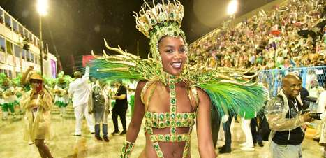 Carnaval é trabalho: veja quem ralou muito na folia