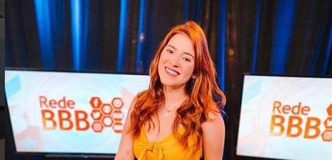 Ana Clara, ex-BBB, revela como é apresentar o reality