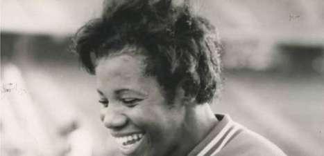 Aída dos Santos será homenageada em evento sobre mulheres no esporte