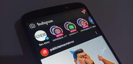 Instagram libera testes e funções 'Direct' e 'Live' estão disponíveis na web
