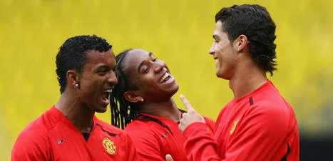 """""""Tênis? Ping-pong? Cristiano Ronaldo é competitivo em tudo"""", confirma Nani"""