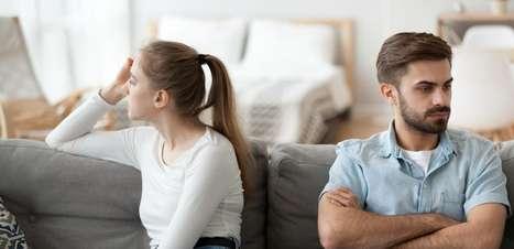 Pesquisa revela porque casais brigam no período de isolamento social