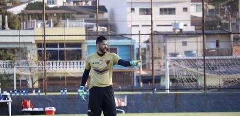 Goleiro celebra estreia positiva pelo Oeste: 'Fundamental somar pontos'