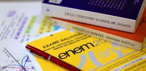 Enem: Novos inscritos no exame farão a prova em janeiro