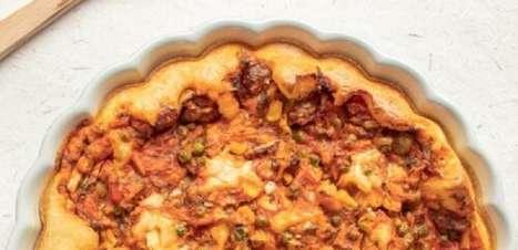 Torta de Sardinha de Liquidificador: Receita Rápida Para Fazer na Cozinha