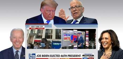 Trump é abandonado pela TV mais conservadora dos EUA