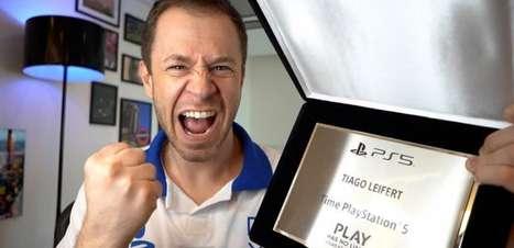 PlayStation elege time de peso para falar da nova geração de games no Brasil