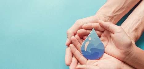 Beber água é fundamental para o funcionamento do organismo