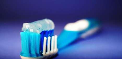 Cinco fatos curiosos sobre a escova de dente