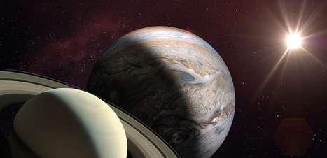 Como ver e entender a conjunção de Saturno e Júpiter