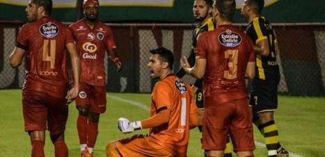 Dheimison comenta trajetória da Portuguesa até final da Copa Paulista