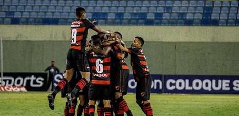 Oeste vence o Figueirense e mantém sonho de permanência na Série B